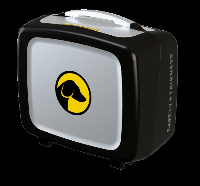 Hound Marijuana Breathalyzer base station