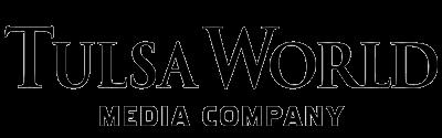 Tulsa World Logo Black