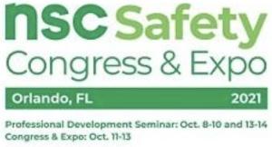 NSC Safety Expo- Orlando 2021 Logo
